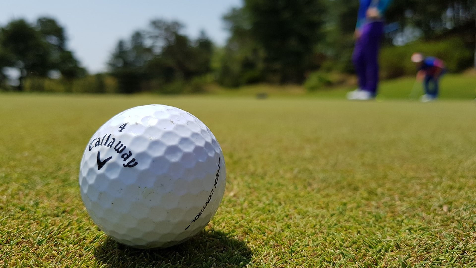Un week-end de détente en profitant d'un golf et d'un spa