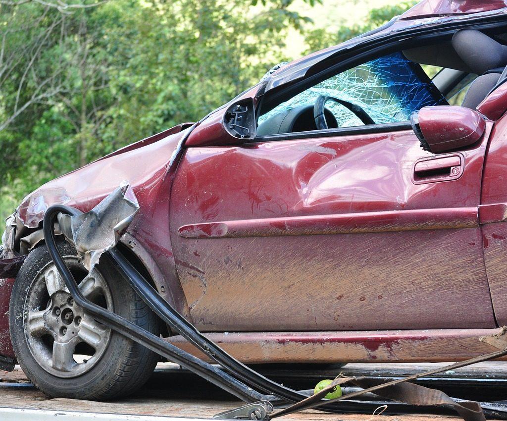 Rêver d'accident de voiture