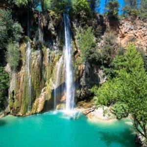 La cascade du Sillans