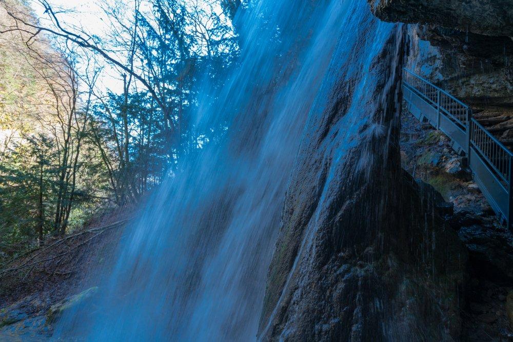 Cascade d'Angon