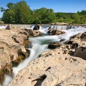 La cascade du Sautadet