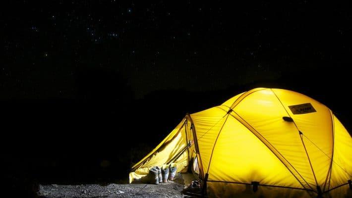 Pourquoi partir faire du camping en Corse ?