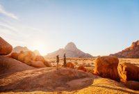 Les sites les plus agréables de la Namibie